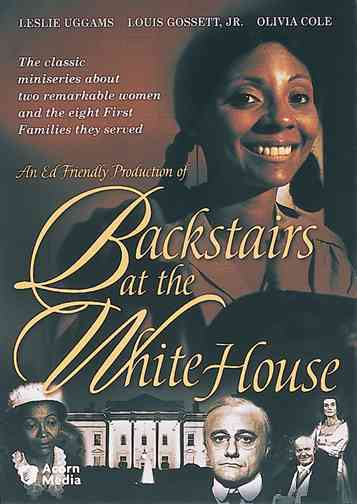 BACKSTAIRS AT THE WHITE HOUSE BY COLE,OLIVIA (DVD)